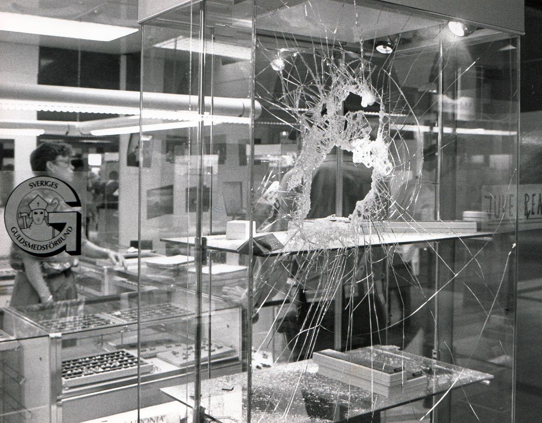 commercial window burglary protection